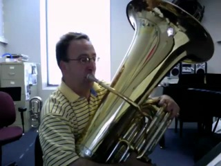 Tuba Etude Project- Blazevich #4